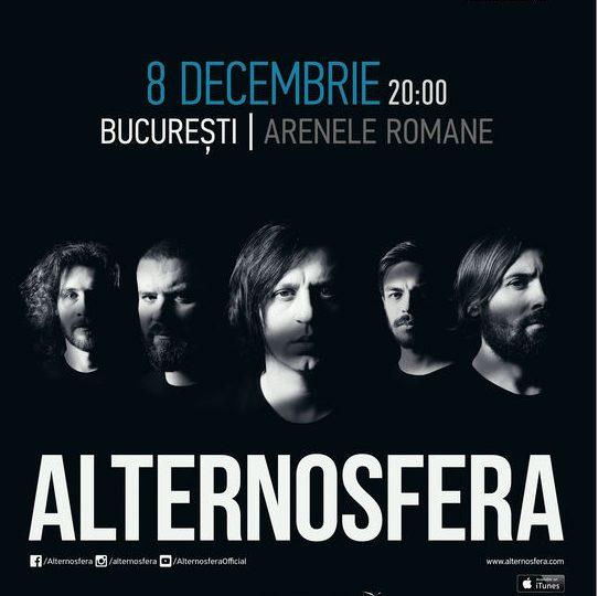 Afis Alternosfera 8 decembrie