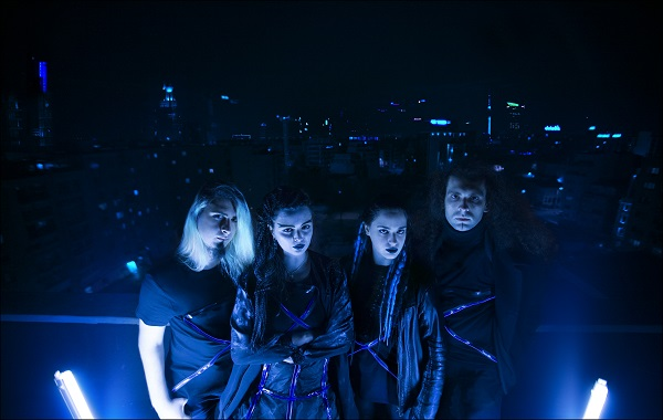Between Colors – Simulacrum – Official Photoshoot – Group Shot 1