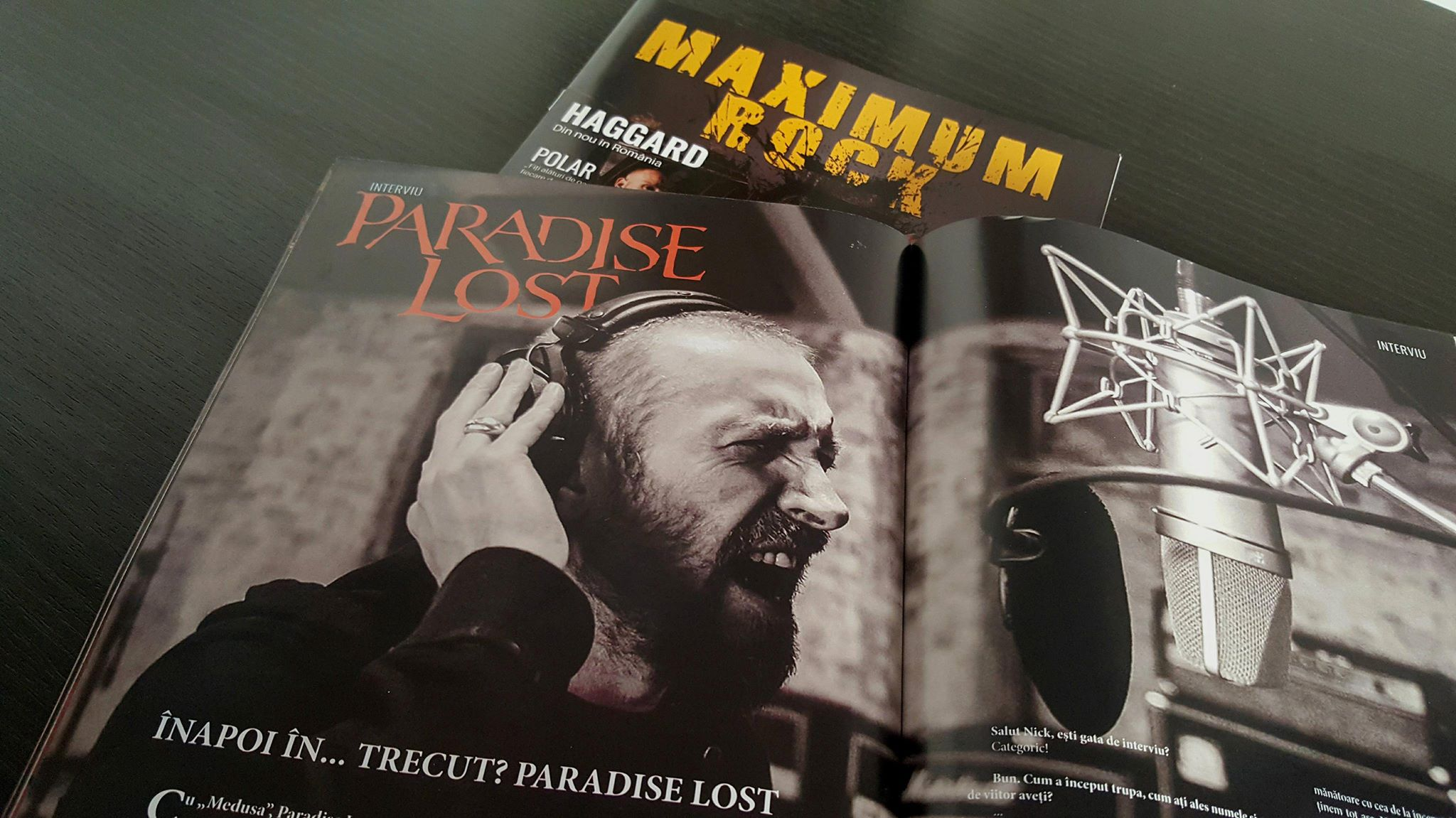 Paradise Lost_Revista Maximum Rock