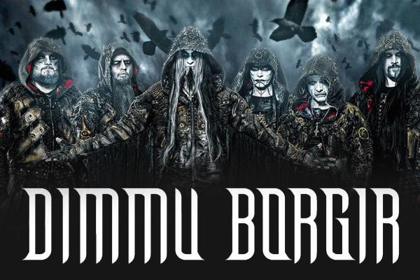 Dimmu Borgir 2018.