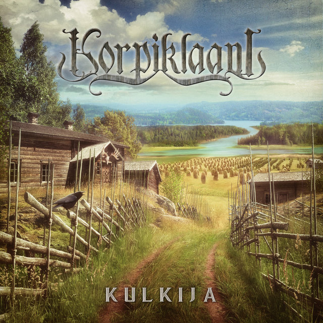 Korpiklaani_kulkija album