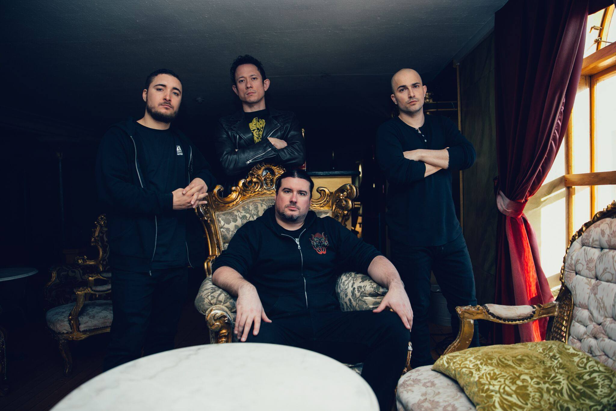 Trivium Official Band Photo