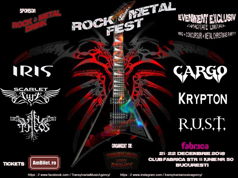 Rock Metal Festival 2018