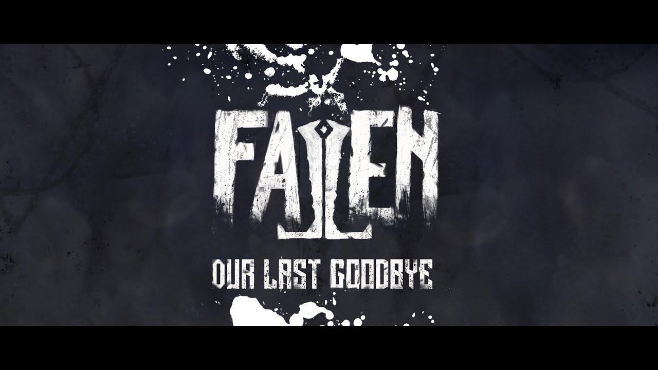 """Fallen au lansat albumul de debut """"Our Last Goodbye"""""""