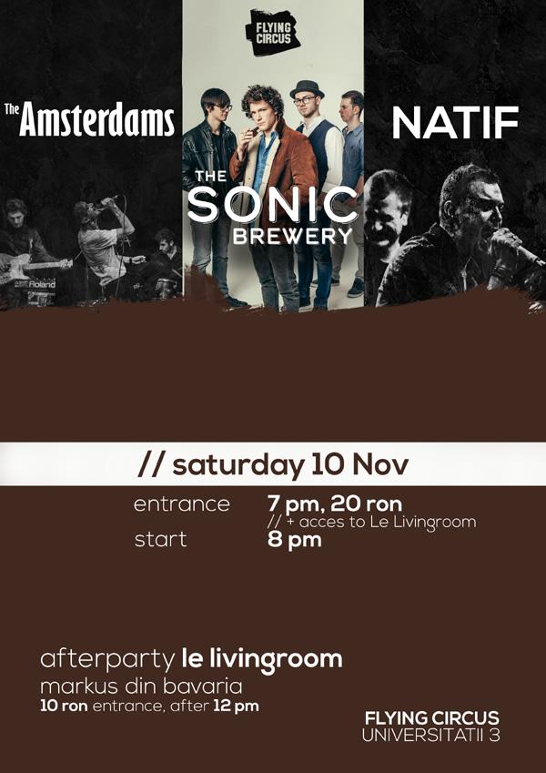 Afis-The-Amsterdams-10.11.2