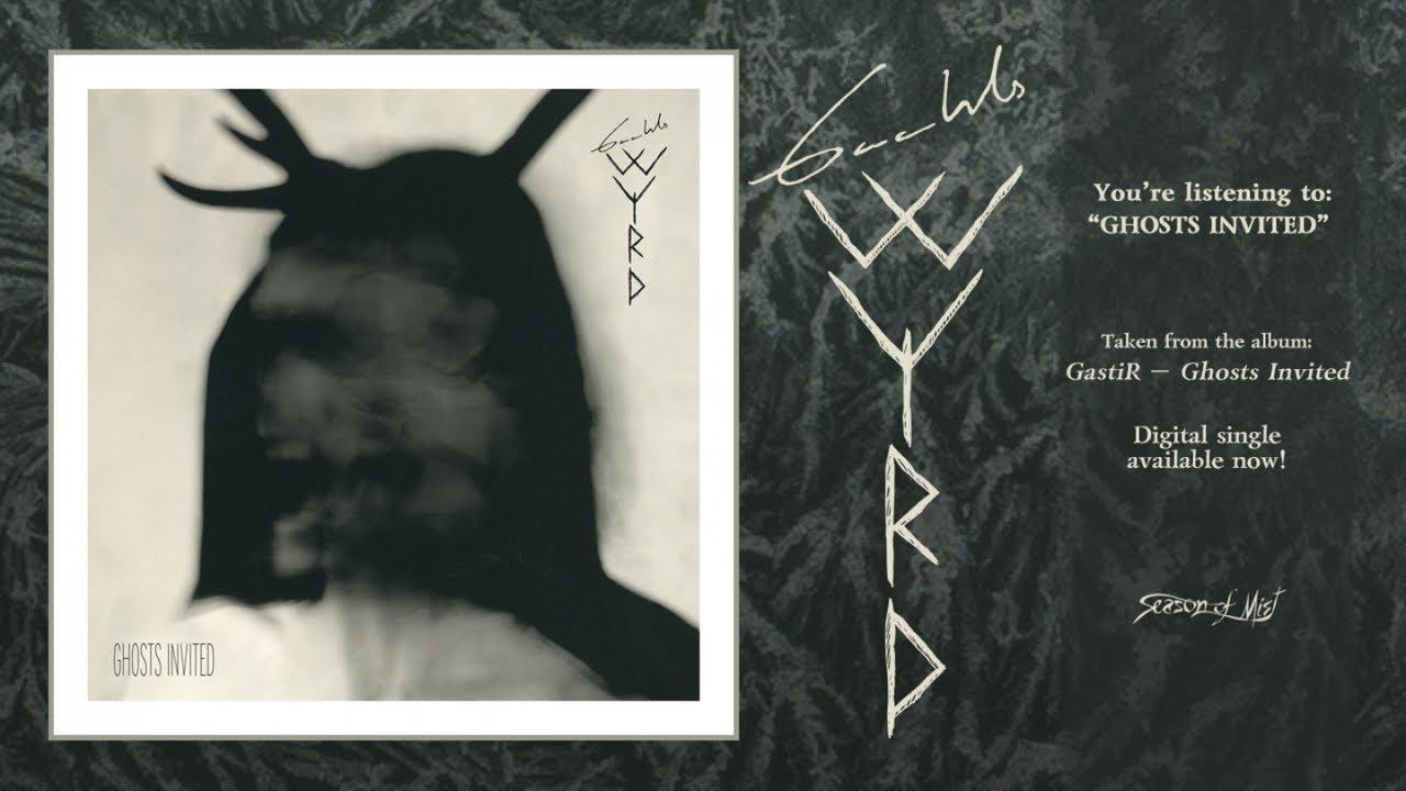 """Gaahls WYRD a lansat o piesă nouă, """"Ghosts Invited"""""""