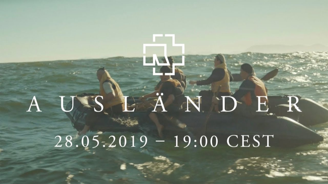 "Rammstein, teaser pentru videoclipul ""Ausländer"""