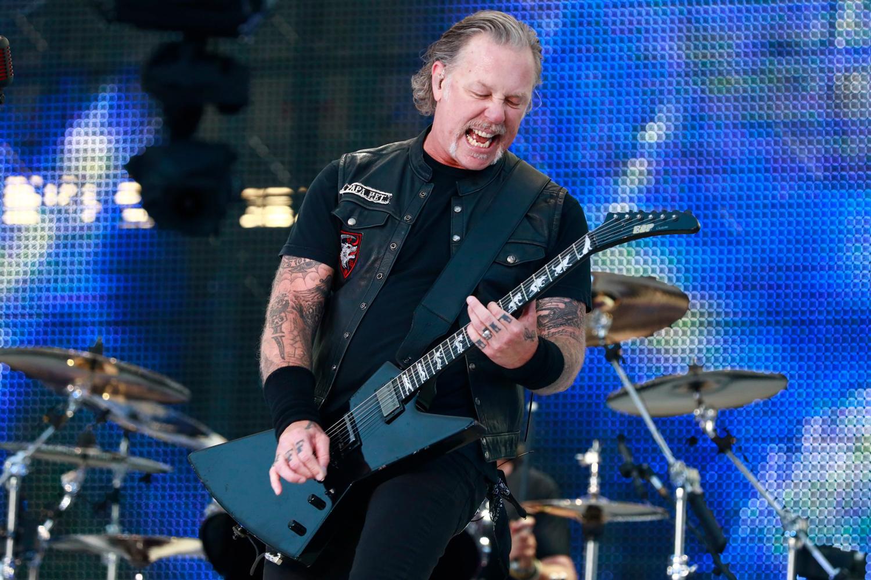Metallica in concert at Ullevi Stadium, Gothenburg, Sweden – 09 Jul 2019