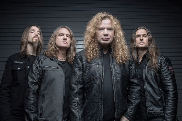 Megadeth-2020