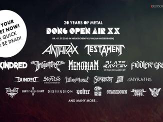 Dong Open Air Festival 2020