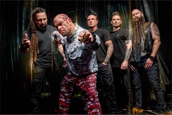 Five Finger Death Punch 2020