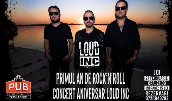 Loud Inc 27.02.2020