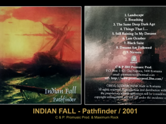 Indian Fall-Pathfinder 2001