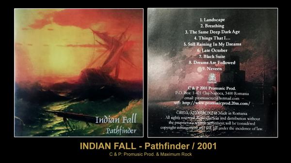 Indian Fall-Pathfinder 2001