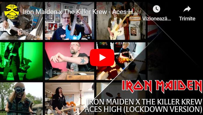"Iron Maiden – ""Aces High"""