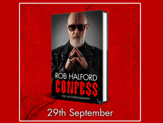 "Rob Halford ""Confess"""