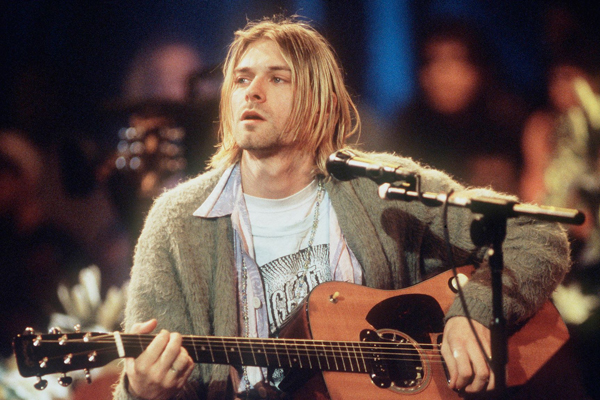 Kurt Cobain-chitara
