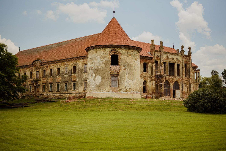 CastelulBanffy-lucrari