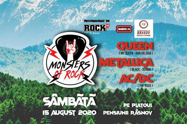 Monsters Of Rock 15.08.2020