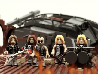 Sabaton- The Future Of Warfare