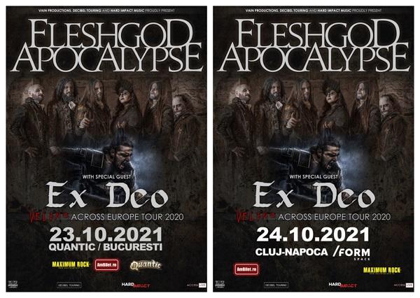 Fleshgod Apocalypse si ExDeo