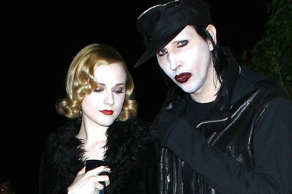 Marilyn Manson – Evan Rache