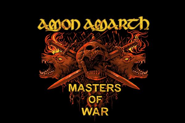 Amon Amarth -Monster Of Wa
