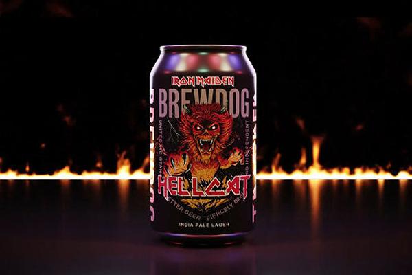 Iron Maiden – Beer Hellcat