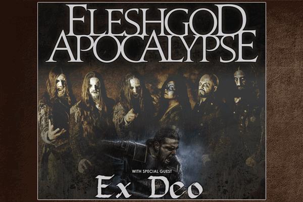 Fleshgod Apocalypse-Exdeo