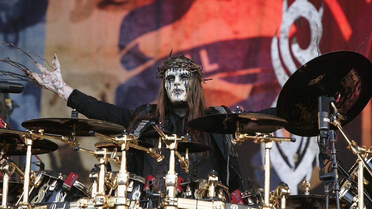 Joey Jordison – Slipknot